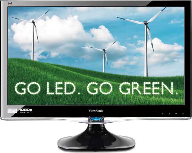 ViewSonic VX2450wm-LED