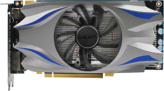 Galaxy GeForce GTX 650 Ti Boost 2GB