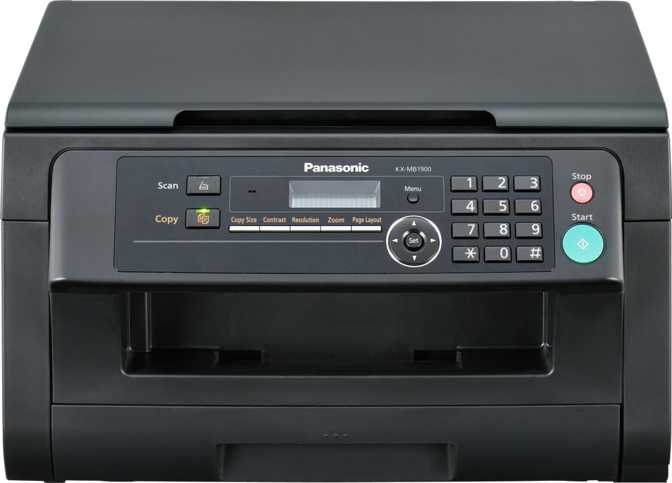 Panasonic KX-MB1536