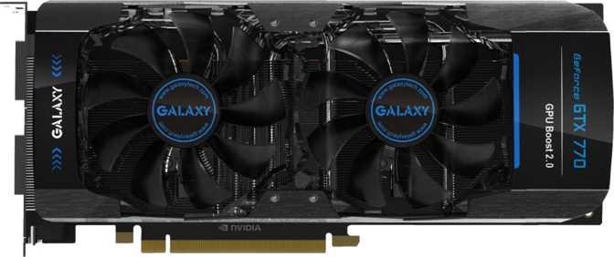 Galaxy GeForce GTX 770 GC 4GB
