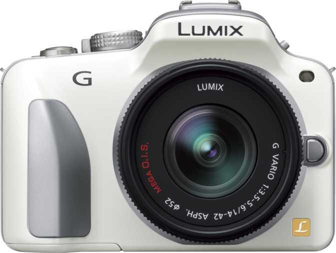Panasonic Lumix DMC-G3 + Lumix G Vario 14-42mm