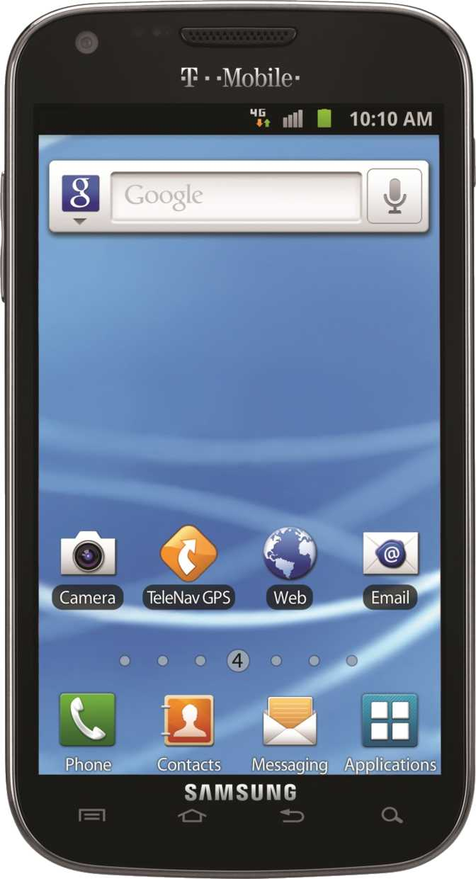 Samsung Galaxy S II T-Mobile USA