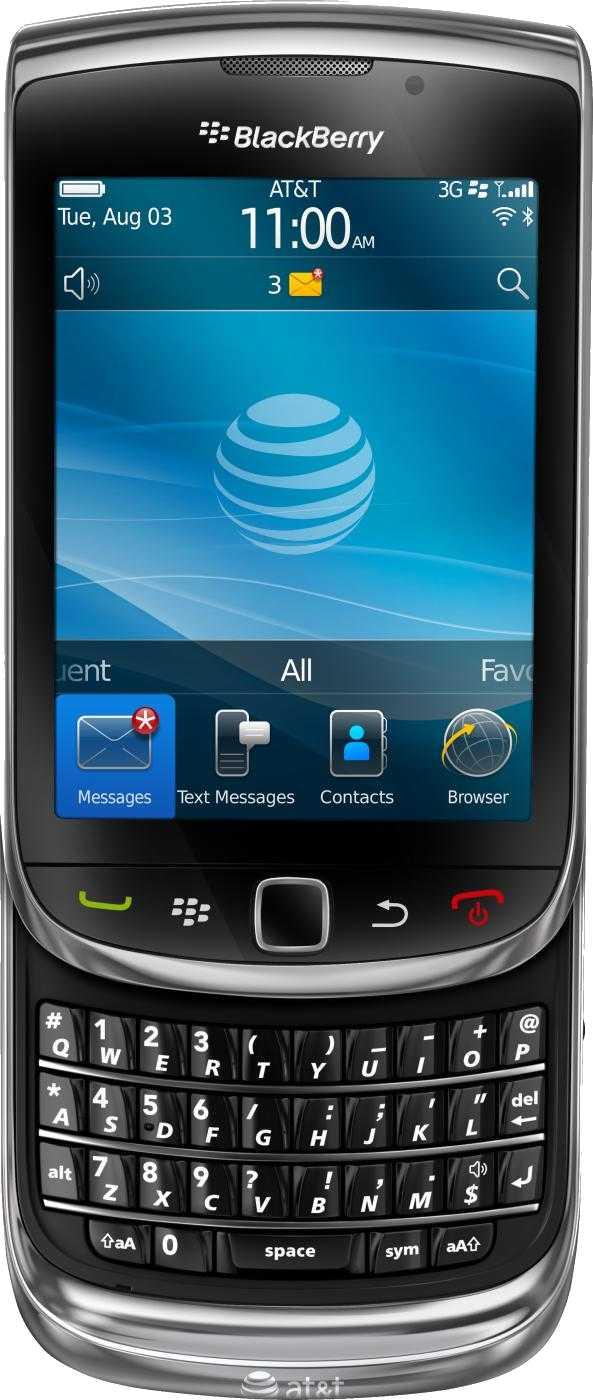 RIM BlackBerry 9800