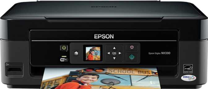Epson Stylus NX330