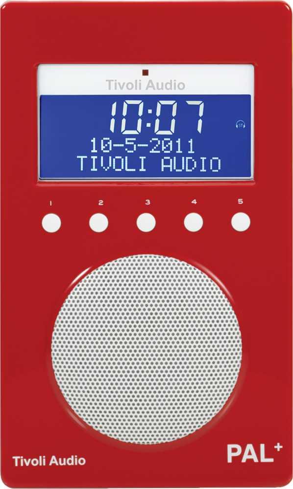 Tivoli Audio Portable Audio Laboratory Plus