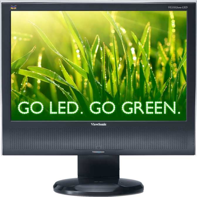 ViewSonic VG1932wm-LED