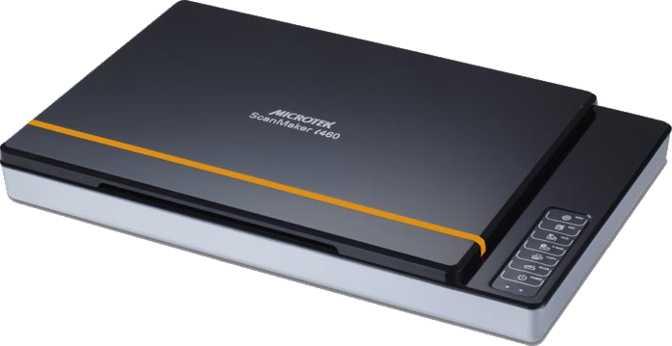 Microtek ScanMaker i460