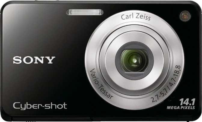 Sony Cyber-shot DSC-W560