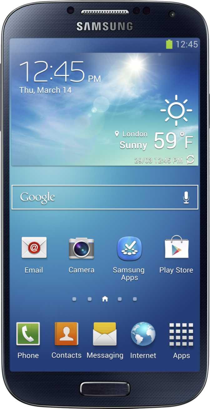 Samsung I9500 64GB