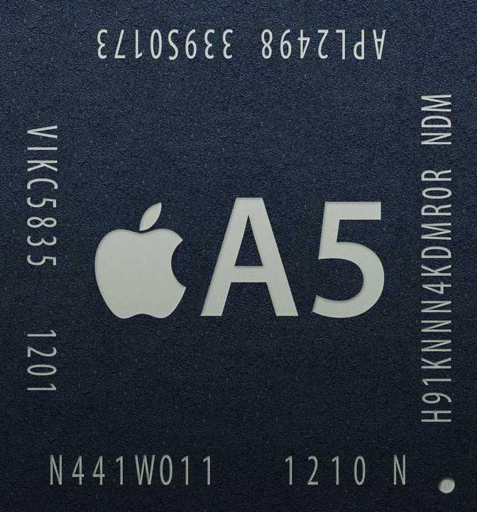 Apple A5 APL2498