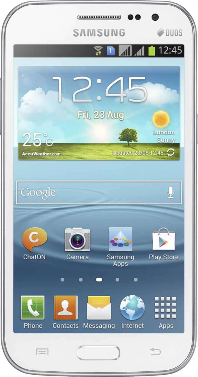 Samsung I8550