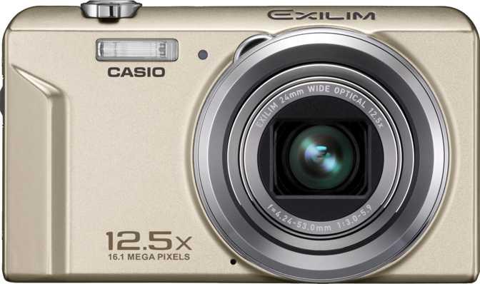 Casio Exilim EX-ZS150