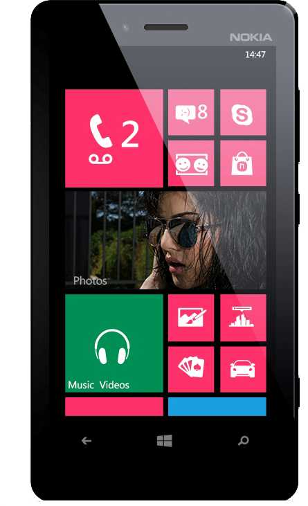 Nokia Lumia 810