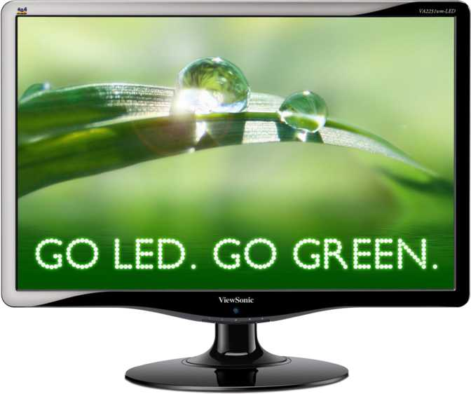 ViewSonic VA2232w-LED