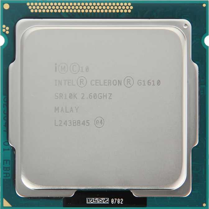 Intel Celeron 1007U