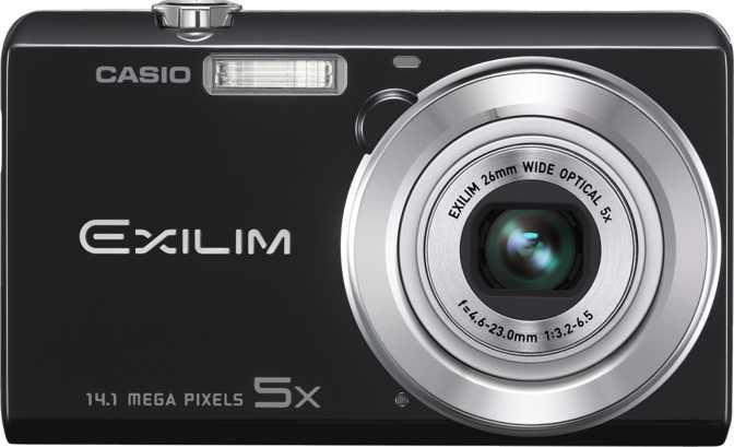 Casio Exilim EX-ZS10
