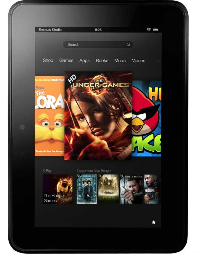 "Kindle Fire HD 8.9"" 32GB"