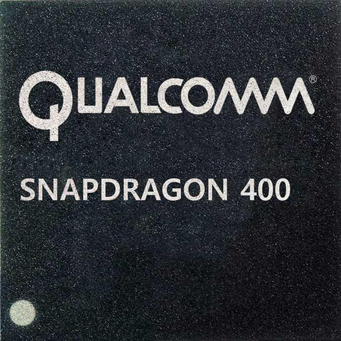 Qualcomm Snapdragon 400 MSM8226 (1.2GHz)