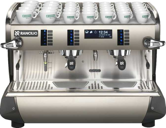 Rancilio Classe 10 USB 2 Group