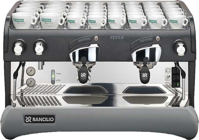 Rancilio Epoca S 2 Group