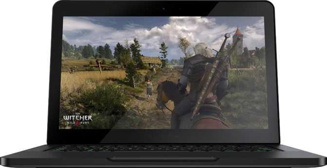 """Razer Blade QHD+Touch 14"""" Intel Core i7-4720HQ 2.6GHz / 16GB / 128GB"""