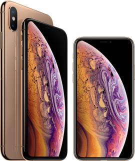 Apple iPhone XS & iPhone XS Max