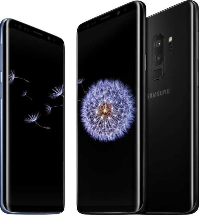Samsung Galaxy S9 & Galaxy S9 Plus