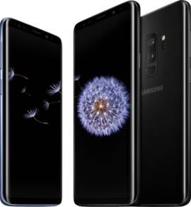 Samsung Galaxy S9 and Galaxy S9 Plus