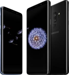 Samsung Galaxy S9 & Galaxy S9 Plus