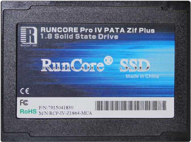 RunCore Pro IV 32GB