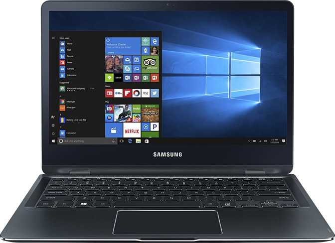 "Samsung ATIV Book 9 Spin 13.3"" Intel Core i7-6500U 2.5GHz / 8GB / 256GB"