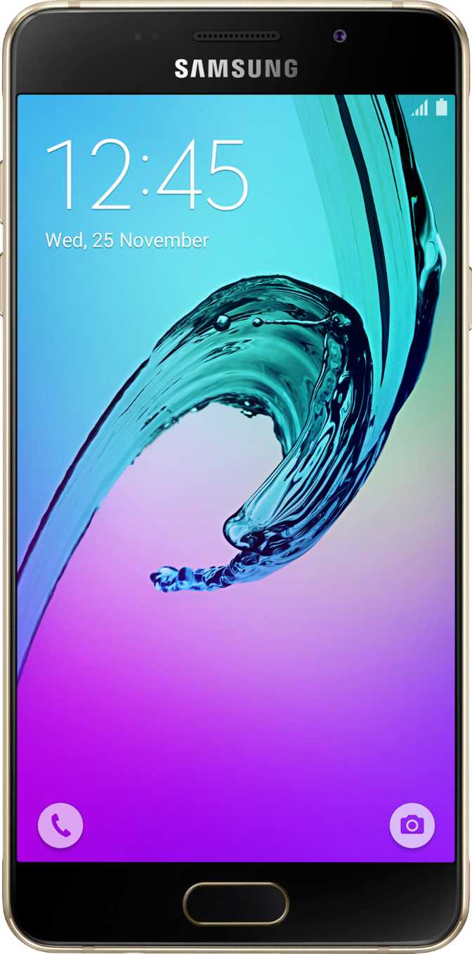 Samsung Galaxy A5 (2016) Duos