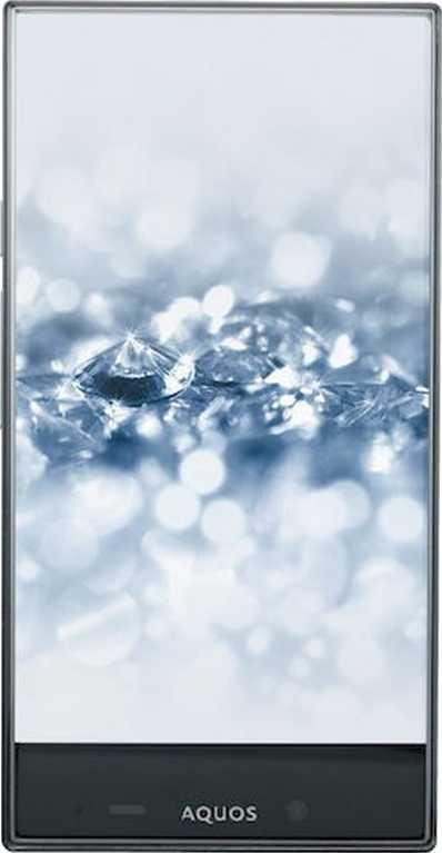 Sharp Aquos Crystal 2