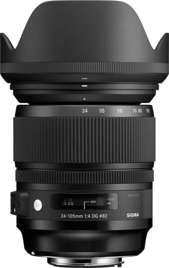 Sigma 24-105mm F4 DG OS HSM A