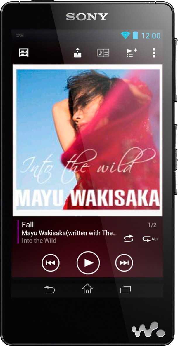 Sony Walkman F886
