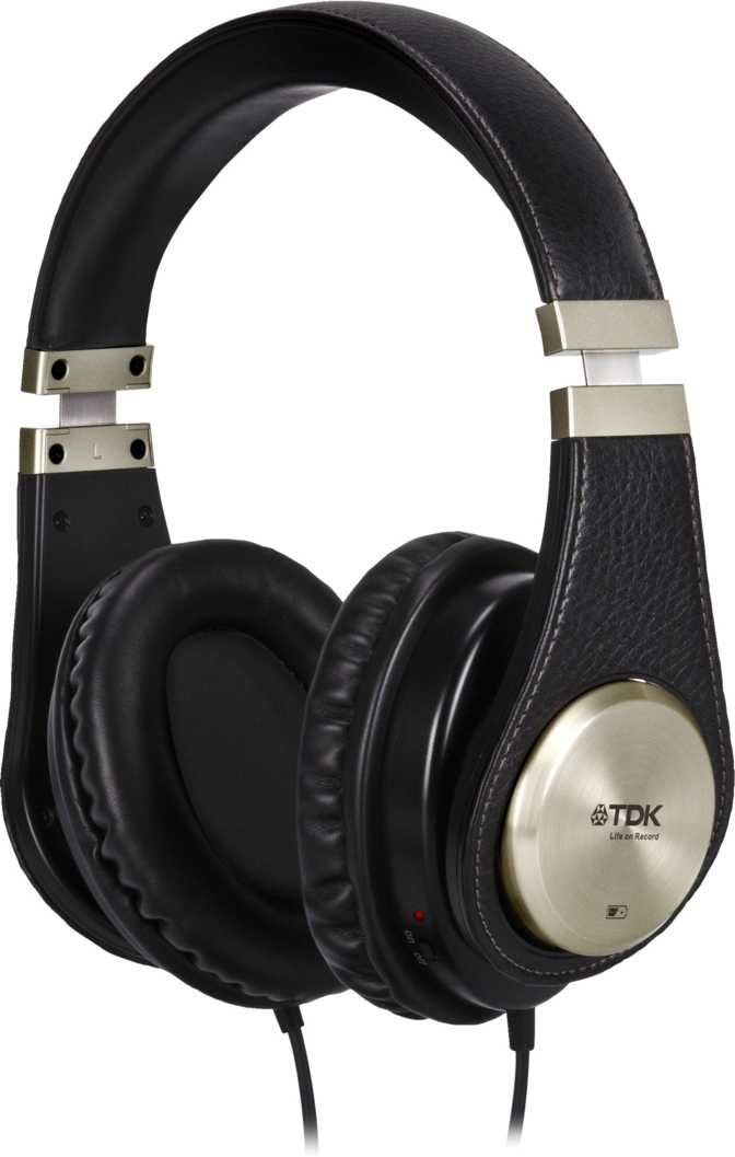 TDK ST750 High Fidelity Over-Ear
