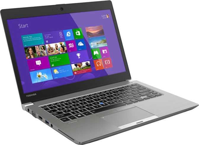 """Toshiba Portege Z30 13.3"""" Intel Core i5-4210M 1.7GHz / 8GB / 128GB"""