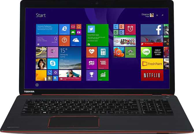 "Toshiba Qosmio X70 17.3"" Intel Core i7 4700MQ 2.6GHz / 32GB / 1TB"