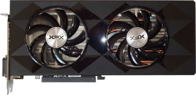 XFX Radeon R9 390 Double Dissipation