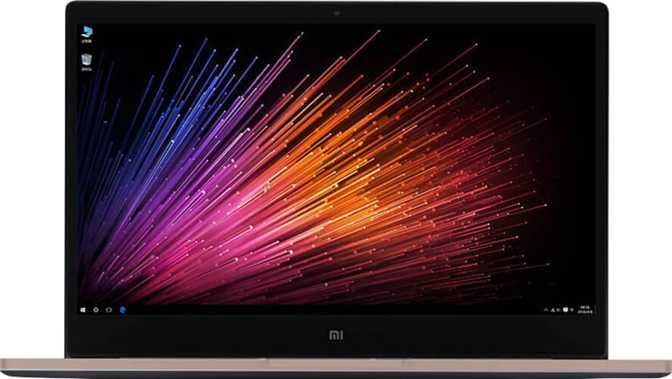 "Xiaomi Mi Notebook Air 12.5″ Gold 12.5"" Intel Core m3-6Y30 0.9GHz / 4GB / 128GB"